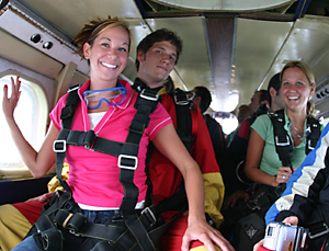 skydiving group rates